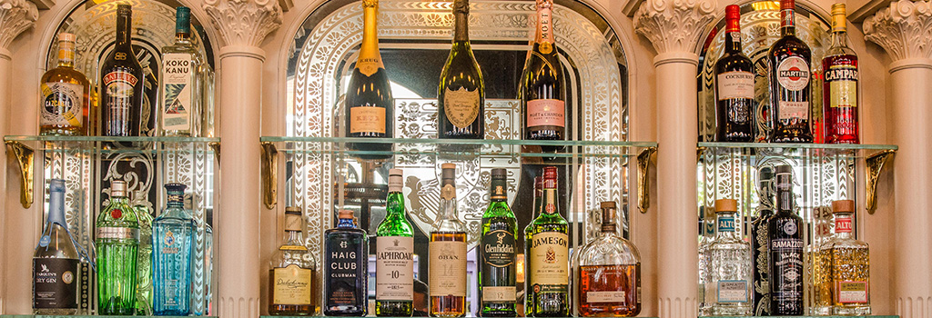 Beers, Wines & Cocktails at the Bar at The King's Head