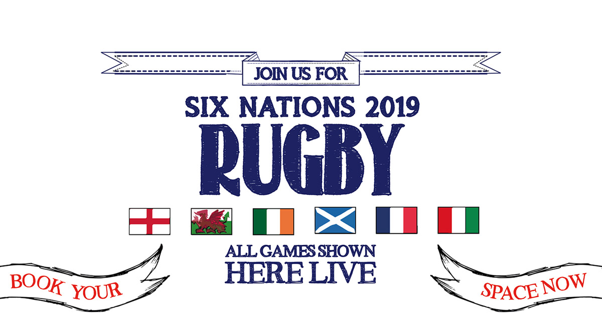 Watch the 6 Nations at The King's Head in London